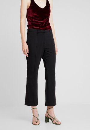 ZIA PANTS - Broek - pitch black
