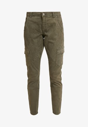 BETTY PANTS BAIILY FIT - Broek - khaki