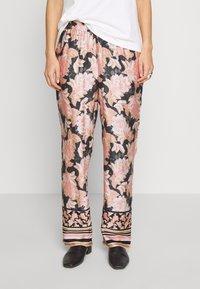 Cream - BAHIACR PANTS - Bukse - spring pink - 0