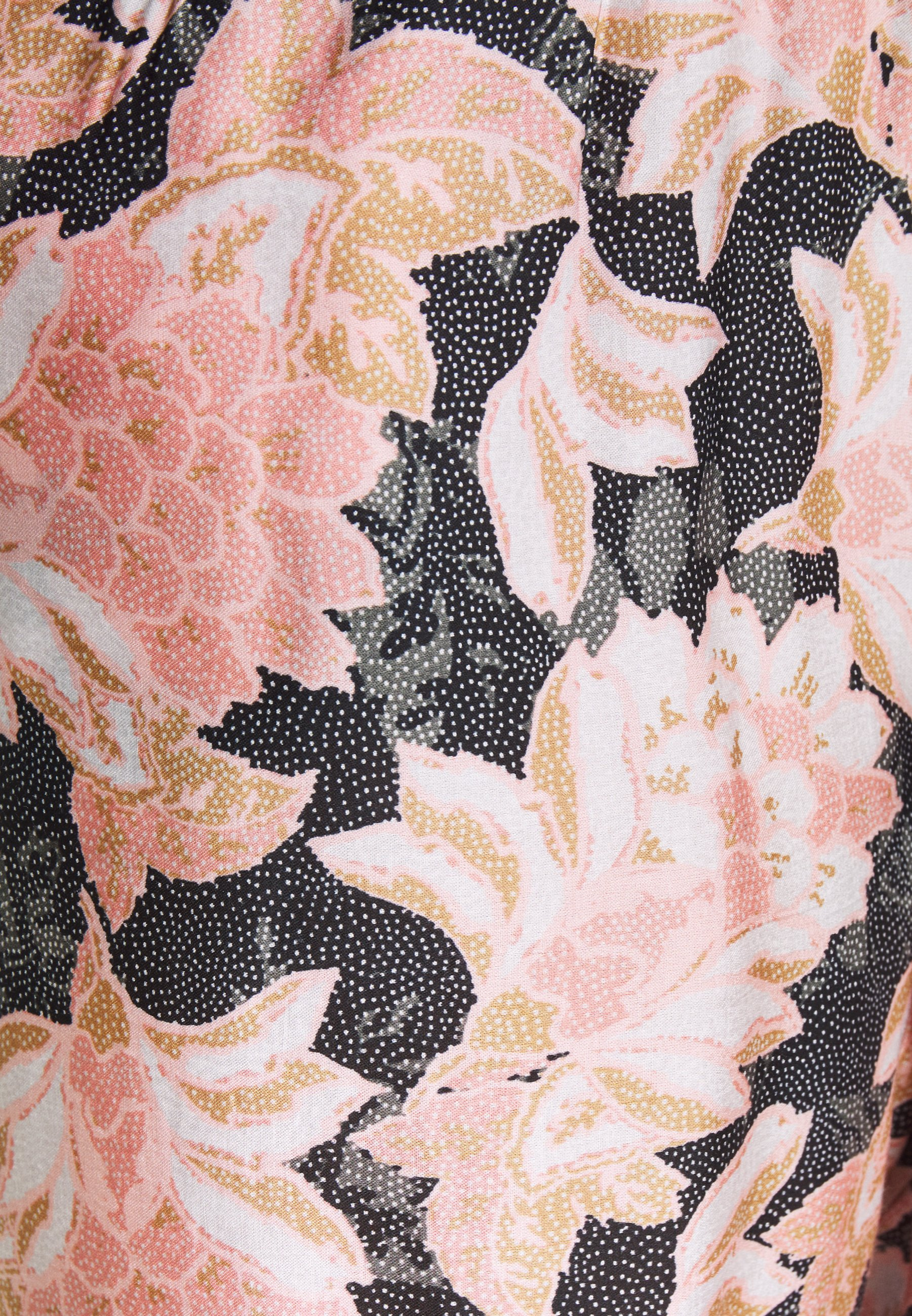Cream Bahiacr Pants - Tygbyxor Spring Pink