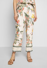 Cream - JEANETTA PANTS - Pantaloni - whisper pink - 0