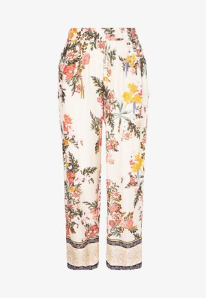 JEANETTA PANTS - Trousers - whisper pink