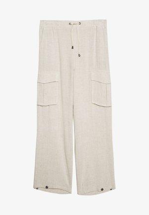 LORINE PANTS - Pantaloni - ote melange