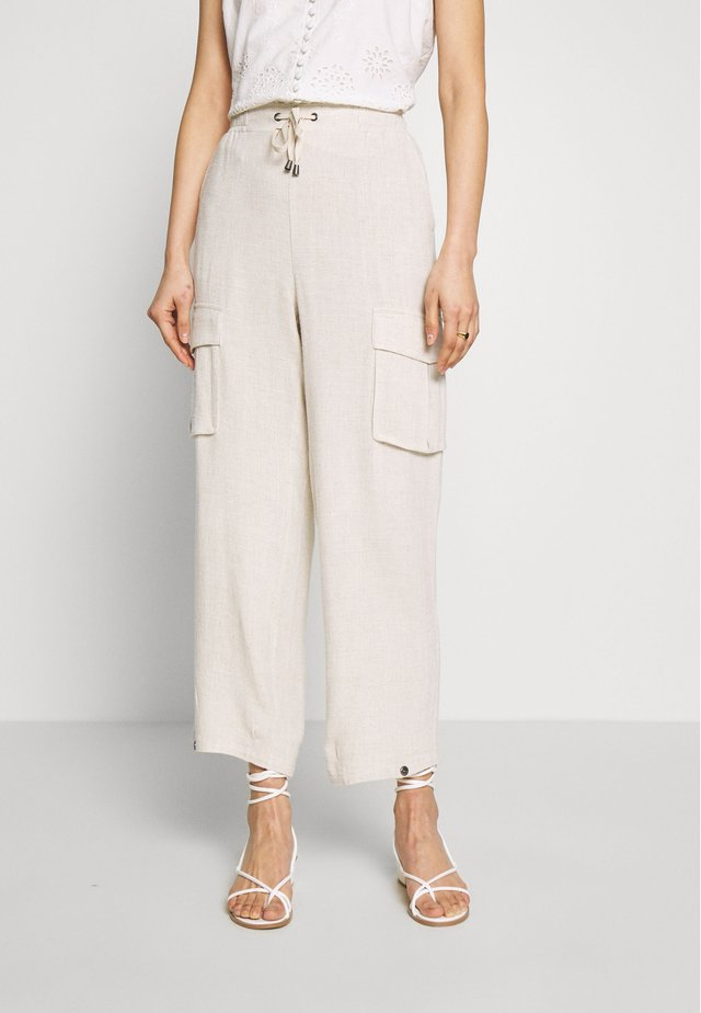 LORINE PANTS - Trousers - ote melange