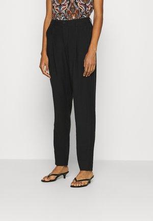 TIFFCR PANTS - Kalhoty - pitch black