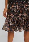 Cream - NILJANA SKIRT - A-snit nederdel/ A-formede nederdele - pitch black