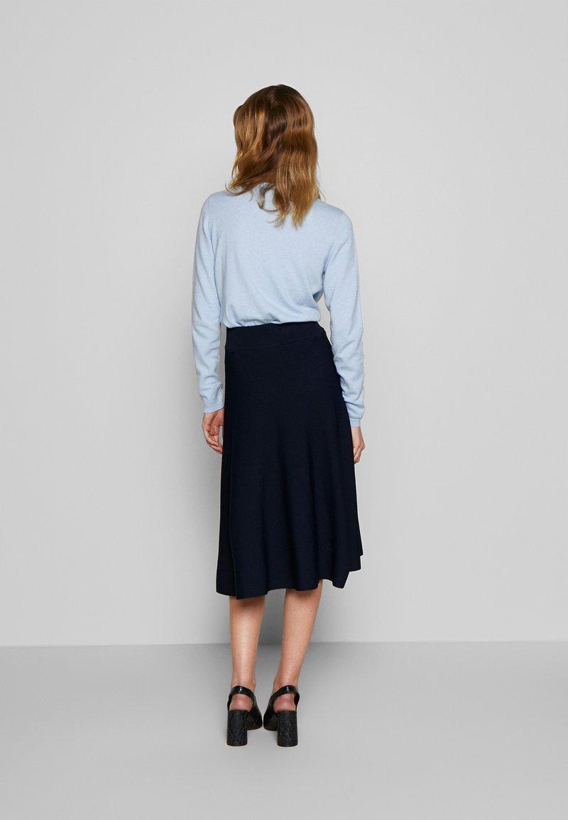 Cream MIMI SKIRT - A-line skjørt - royal navy blue