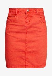 Cream - AMALIE SKIRT - Spódnica ołówkowa  - aurora red - 3