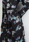 Cream - MARGOT SHIRT DRESS - Maxi dress - jet black