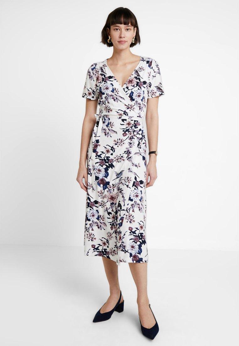 Cream - ALLY DRESS - Maxi dress - chalk