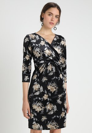 MANDY DRESS - Vestido informal - pitch black