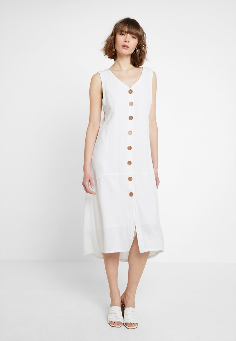 Sommer Long Dress   Shirt Dress by Cream
