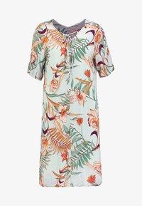 Cream - CECILE DRESS - Korte jurk - misty green - 4