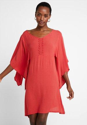 ALLIE DRESS - Day dress - cranberry