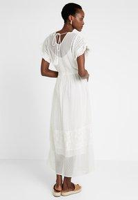 Cream - FANNY DRESS - Maxi dress - chalk - 2