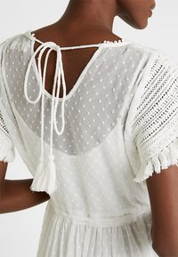 Cream - FANNY DRESS - Maxi dress - chalk - 5