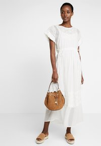 Cream - FANNY DRESS - Maxi dress - chalk - 1