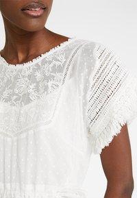 Cream - FANNY DRESS - Maxi dress - chalk - 3