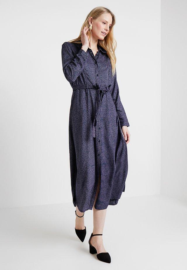 CORNELIA DRESS - Blusenkleid - royal navy blue