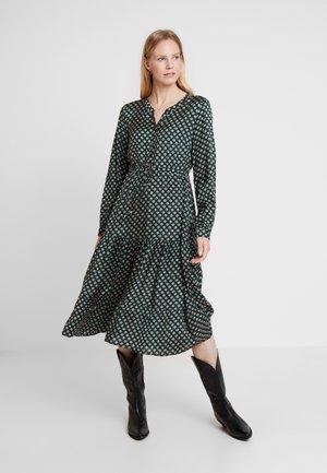 JULIA LONG DRESS - Skjortekjole - pine grove