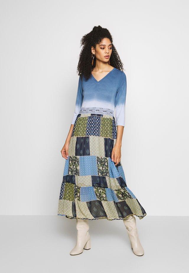 CLODIE LONG DRESS - Vestito estivo - royal blue