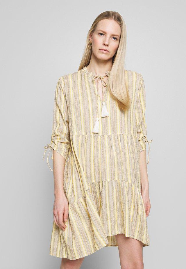 ODETTE DRESS - Day dress - eggnog