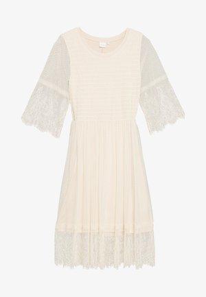 MESSIACR DRESS - Day dress - chai beige