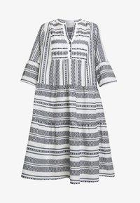 Cream - VERMUNDACR DRESS - Kjole - anthrazit - 4