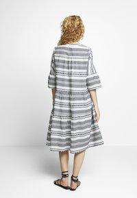 Cream - VERMUNDACR DRESS - Kjole - anthrazit - 2