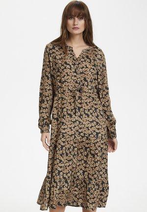 JULIACR  - Korte jurk - brown