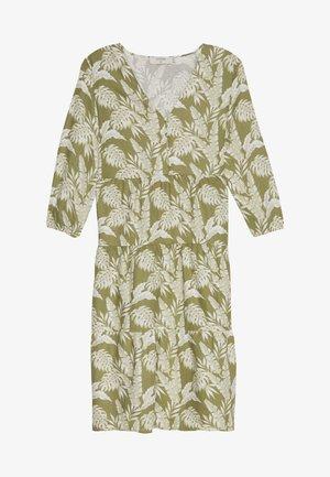 ESTACR DRESS - Blusenkleid - cedar green