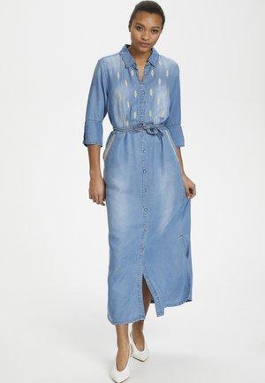 ESTHERCR - Maxi dress - denim blue