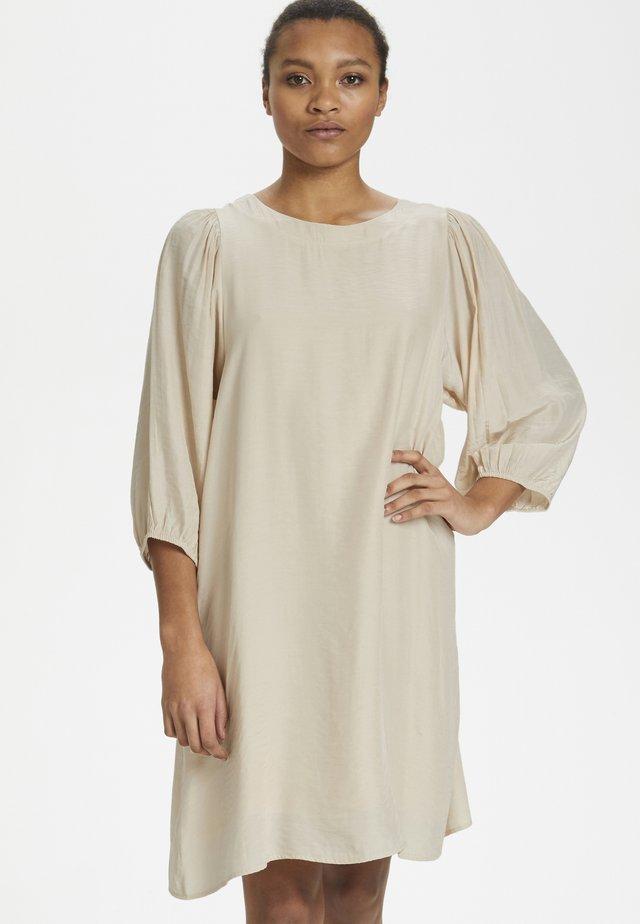 CANDIACR  - Korte jurk - beige