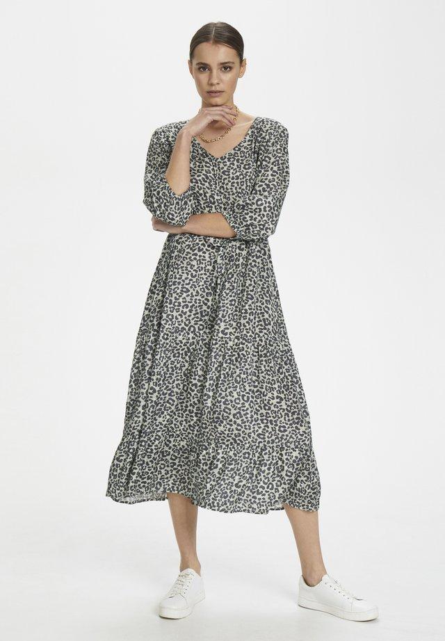 FILLCR DRESS - Korte jurk - green
