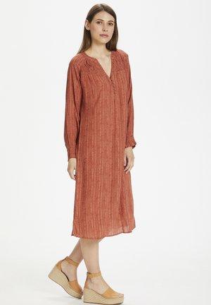 TASSIECR - Day dress - baked clay zentangle