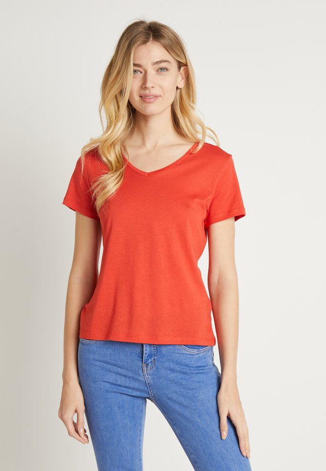 NAIA - T-Shirt basic - aurora red