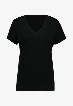 NAIA - T-shirts basic - pitch black