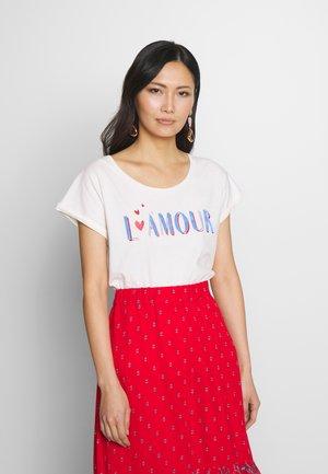 PIACR - T-shirt print - kentucky blue