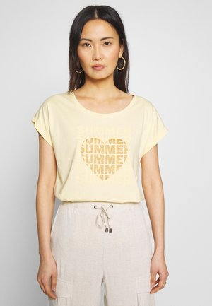 T-shirts med print - dusty sun
