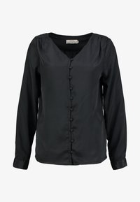Cream - MILLE BLOUSE - Blusa - pitch black - 4