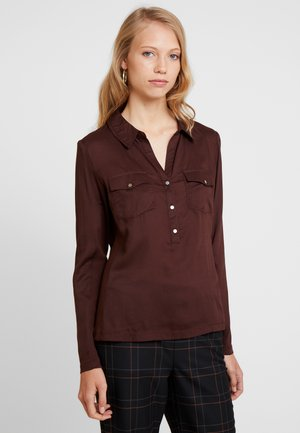 HONEY - Blouse - chicory coffee