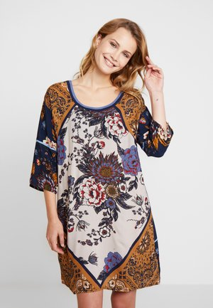 RANJA TUNIC - Tunique - captain navy