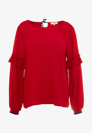 OPEAH BLOUSE - Bluse - chili pepper