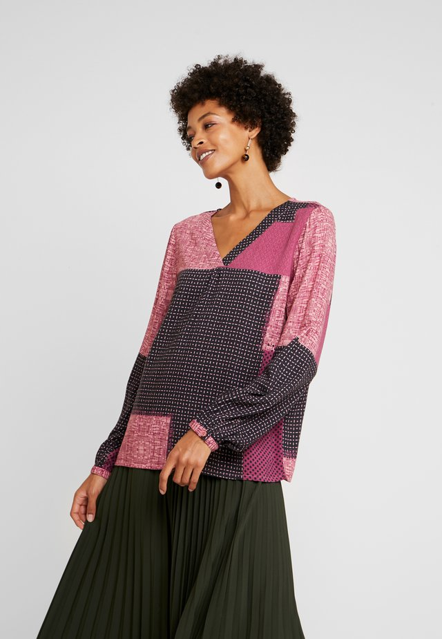 MAGNELLA BLOUSE - Bluser - candy floss