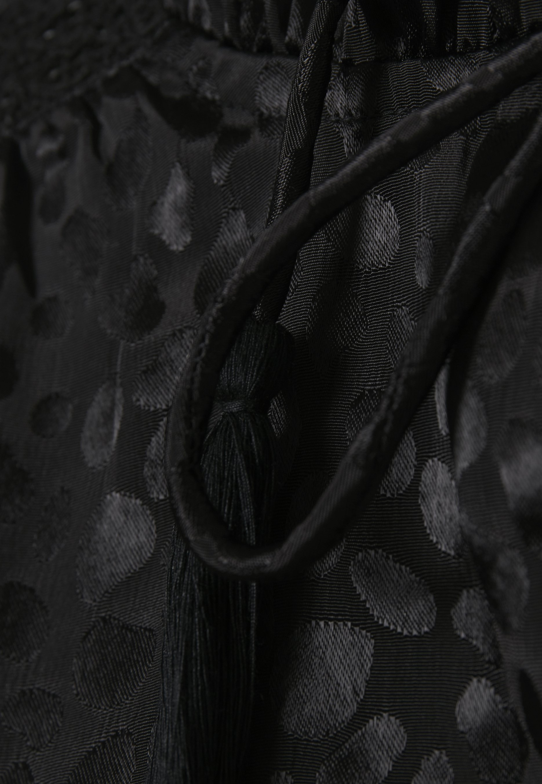 Cream SANNECR  - Bluzka - pitch black