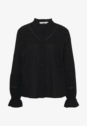 MANNA - Overhemdblouse - pitch black