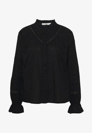 MANNA - Skjortebluser - pitch black