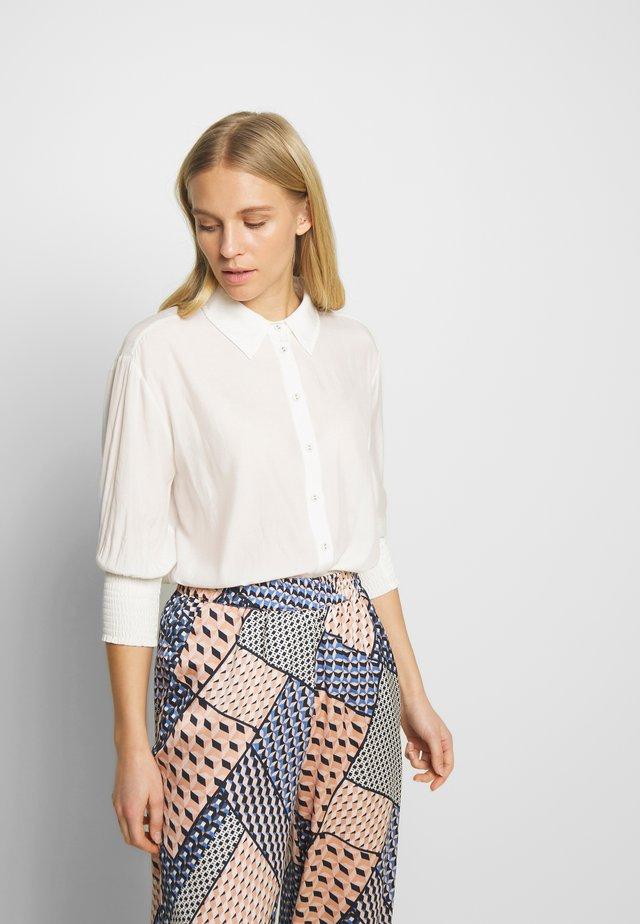 NOLACR - Button-down blouse - chalk