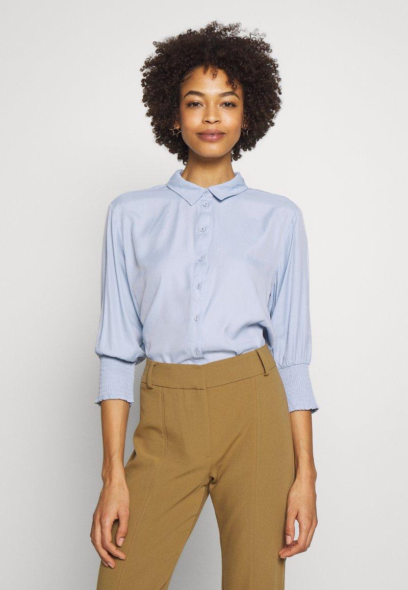 Cream - NOLACR - Skjorte - kentucky blue