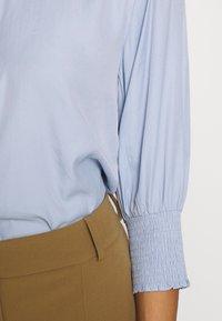 Cream - NOLACR - Skjorte - kentucky blue - 4